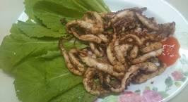 Hình ảnh món Bạch tuộc nướng sa tế