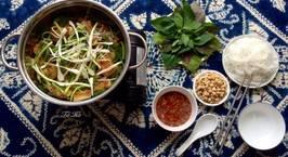 Hình ảnh món Chả cá Lã Vọng (Phiên bản Sài Gòn)