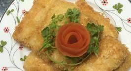 Hình ảnh món Nem hải sản