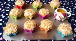 Hình ảnh món Coconut Banana Crunch Muffins