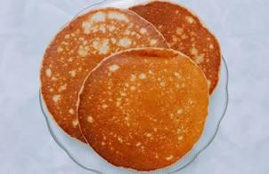 Pancake series No.2 - Pancake chuối