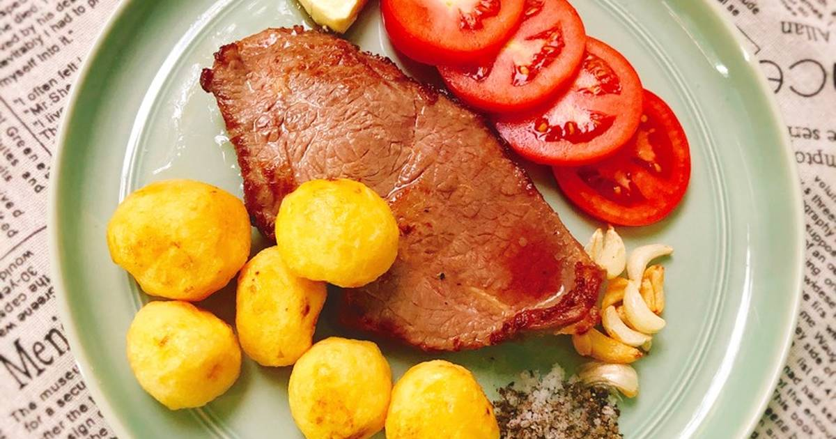 Beef Steak _ Bò Bít Tết