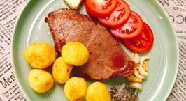 Hình ảnh món Beef Steak _ Bò Bít Tết