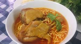Hình ảnh món Mì Quảng Vịt Phan Thiết