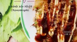 Hình ảnh món Bánh xèo Nhật Bản Okonomiyaki