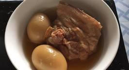 Hình ảnh món Thịt kho tàu xã Bình Trưng, Châu Thành, Tiền Giang