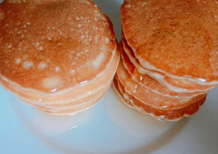 Pancake cho bữa sáng