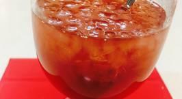 Hình ảnh món Nha đam siro mận Sơn tây