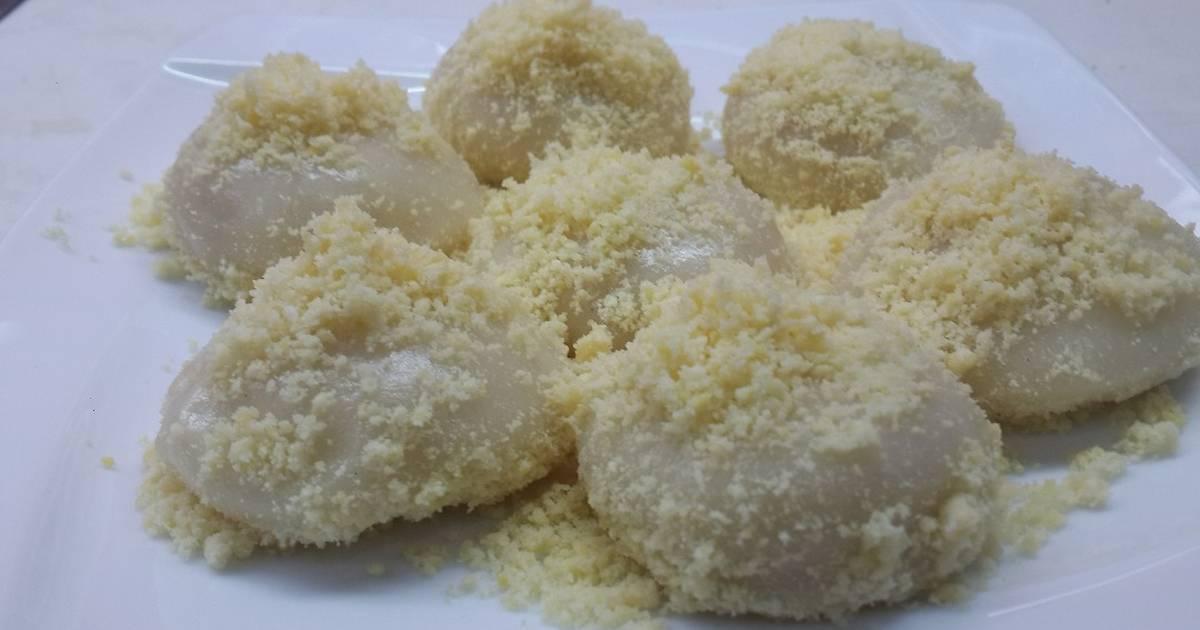Bánh dày đậu xanh (ngọt)