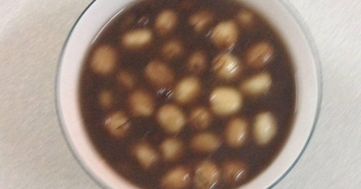 Chè hạt sen đậu đen