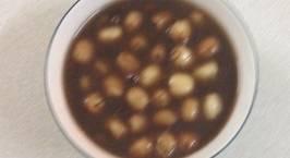 Hình ảnh món Chè hạt sen đậu đen