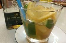 Cocktail chanh đường Brasil