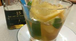 Hình ảnh món Cocktail chanh đường Brasil