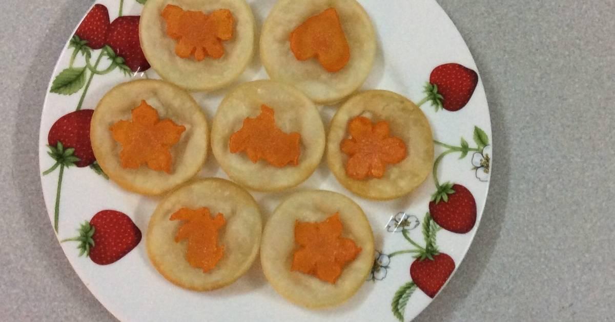 Bánh mì hoa cà rốt