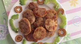 Hình ảnh món Củ sen nhồi thịt xay