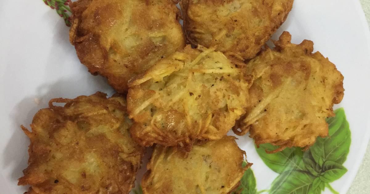 Bánh Chay từ khoai tây