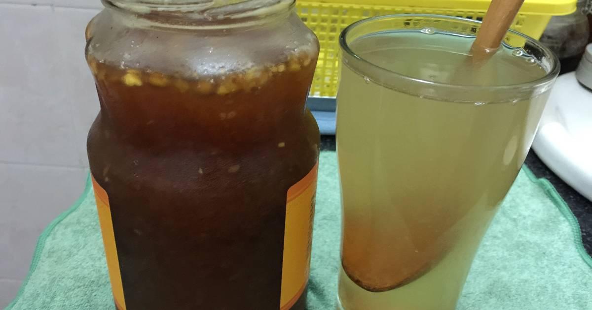 Nước chanh, mật ong