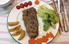 Bò Achentina làm beefsteak ở Việt Nam