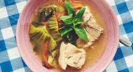 Hình ảnh món Chân giò hầm cải chua