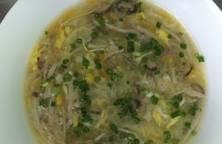 Món súp gà tổng hợp
