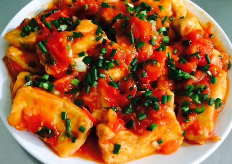 Kết quả hình ảnh cho đậu sốt cà chua