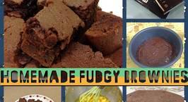 Hình ảnh món Fudgy Brownie