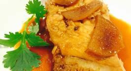 Hình ảnh món Cá bơn kho rim