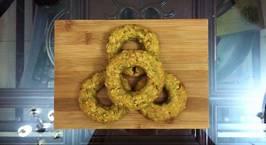 Hình ảnh món Bánh khoai lang yến mạch