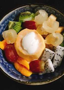 Caramen hoa quả