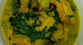 Hình ảnh món Ốc xào chuối đậu chua cay