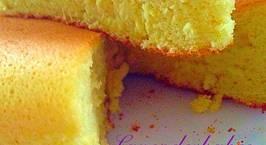 Hình ảnh món Orange Cotton Cake