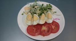 Hình ảnh món salad trứng