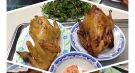 Hình ảnh món Công thức gà nướng mật ong, gà nướng muối ớt