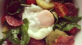 Hình ảnh món Italian salad (10 phút là xong)