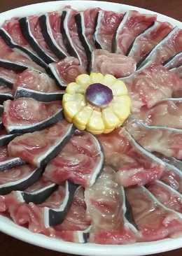 Lẩu nướng thập cẩm