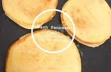 Bánh Pancake Chuối (cho bé ăn dặm)