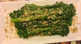 Hình ảnh món Broccoli Goma-ae (Bông cải xanh trộn sốt mè rang của Nhật)