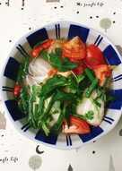 Canh Kim Chi Nấu Đầu Cá Bè