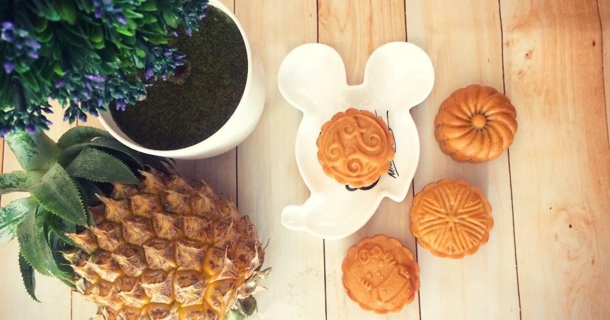 Bánh nướng(Bánh trung thu trái mùa)