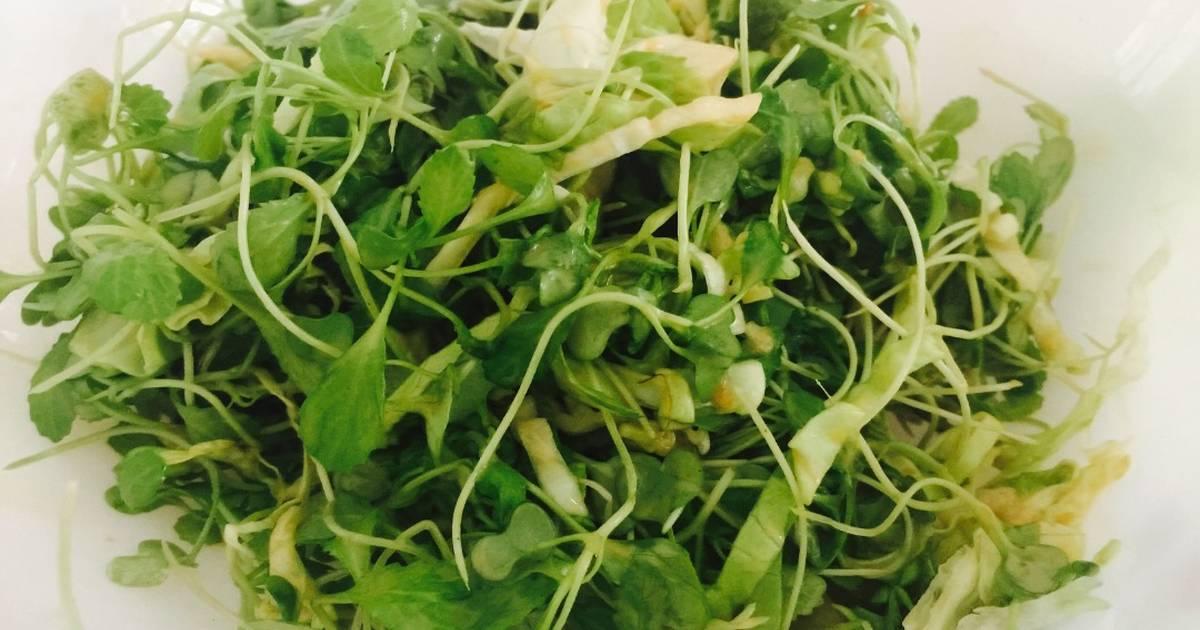 Salad sauce mù tạt vàng
