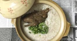 Hình ảnh món Cháo cút thịt băm nồi đất mang tên Pi