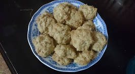 Hình ảnh món Bánh quy yến mạch