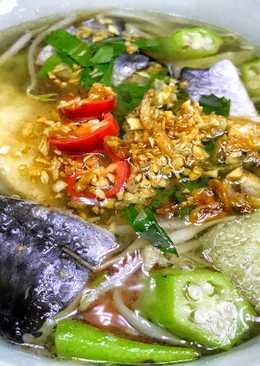 Canh chua cá Dứa 1 nắng
