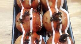 Hình ảnh món Bánh Takoyaki