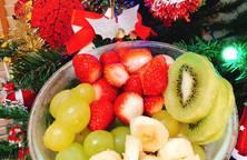 Sinh tố trái cây hỗn hợp (đông lạnh)