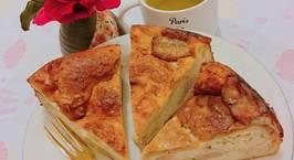 Hình ảnh món Bánh Chuối Nướng(Chuối Tây)
