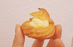 Choux Creme (bánh su kem)