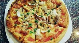Hình ảnh món Cách làm Pizza