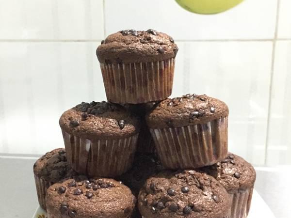 Chocolate muffin