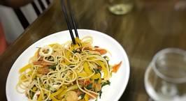 Hình ảnh món Seafood spaghetti
